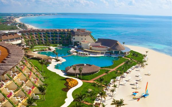 6 nights in luxurious Resort in Mexico