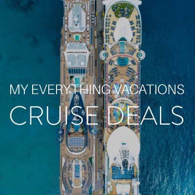 My Everything Vacations Cruise Deals